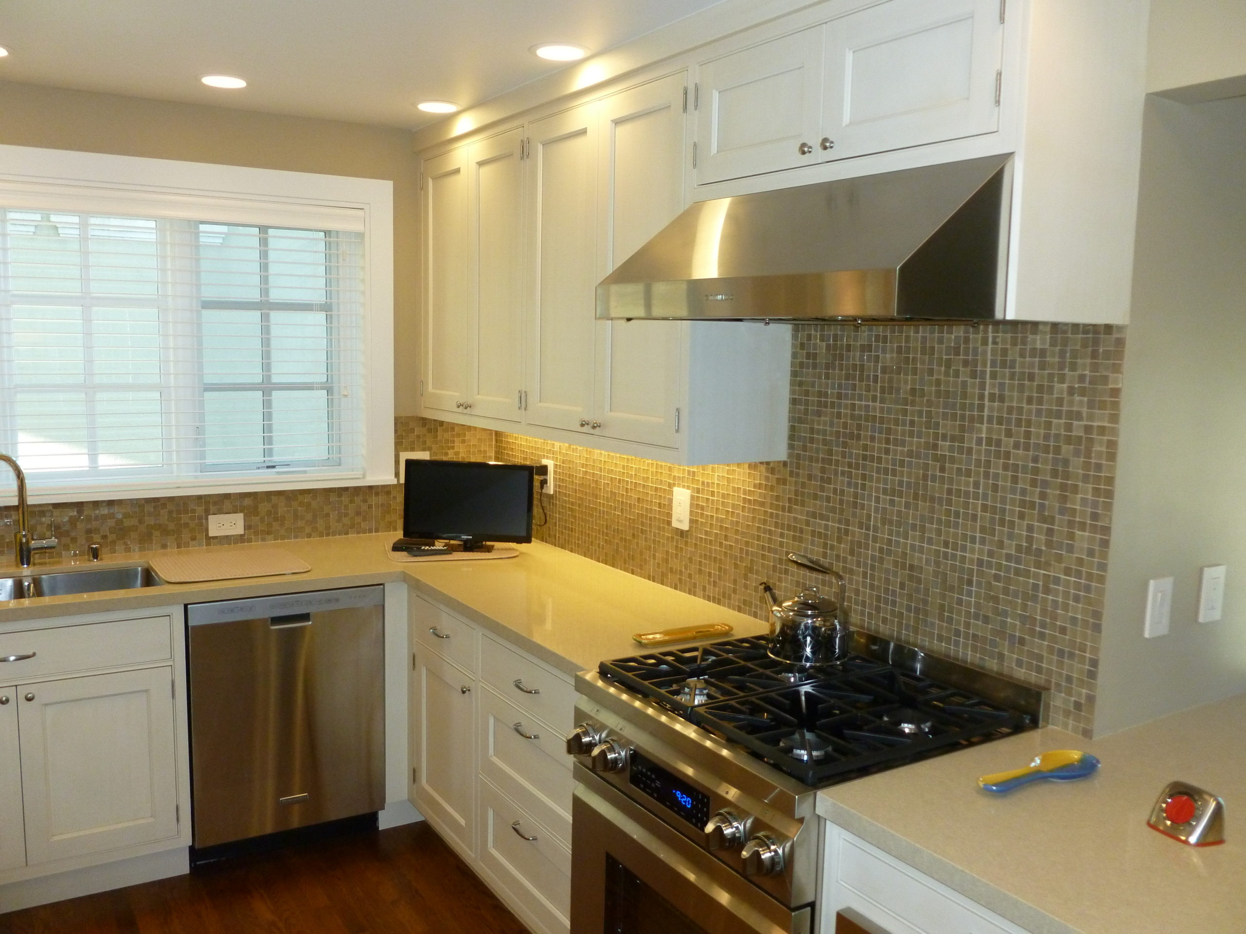 St. Francis Wood Kitchen Remodel